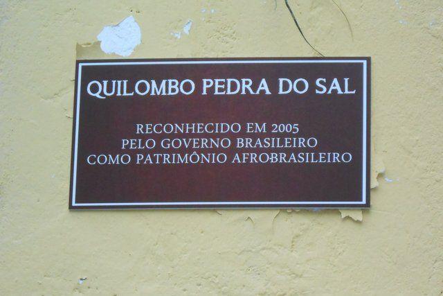 Que lugares visitar en Rio de Janeiro Pedra do sal