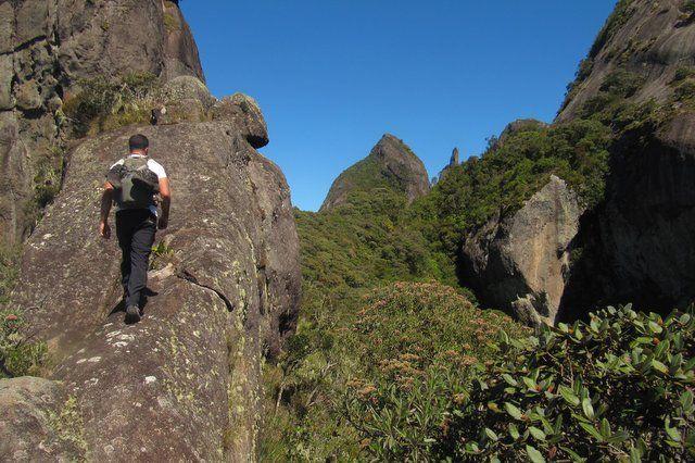 Senderos de trekking Serra dos Orgãos