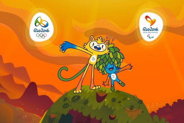 mascotas rio 2016 juegos olimpicos 2016 rio de janeiro
