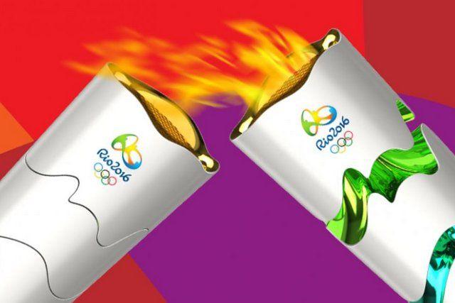 antorcha olimpica rio 2016 juegos olimpicos 2016 rio de janeiro