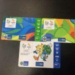 Río Card Juegos Río 2016, la tarjeta de transporte para asistir a los Juegos Olímpicos