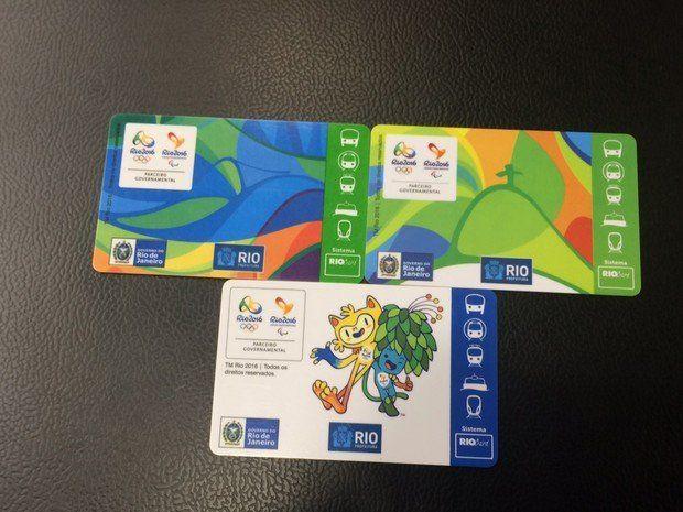 río card Juegos Río 2016 Río de Janeiro