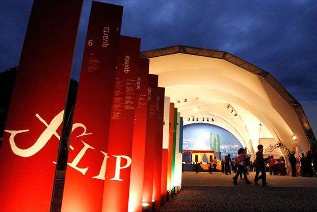 Festivales en Paraty Filip Festival literario de Paraty