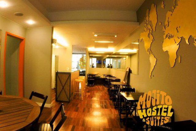 albergues en Río de Janeiro-Mojito Hostel