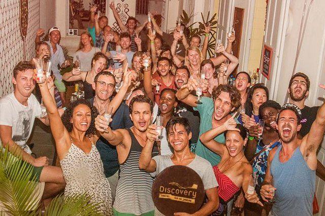 albergues en Río de Janeiro-discovery hostel