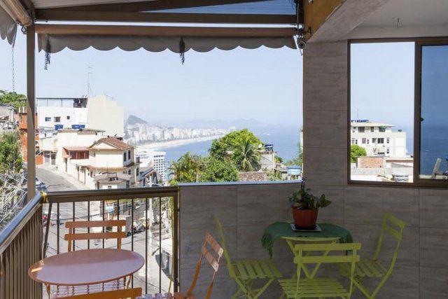 albergues en Río de Janeiro-hostelzinho vidigal