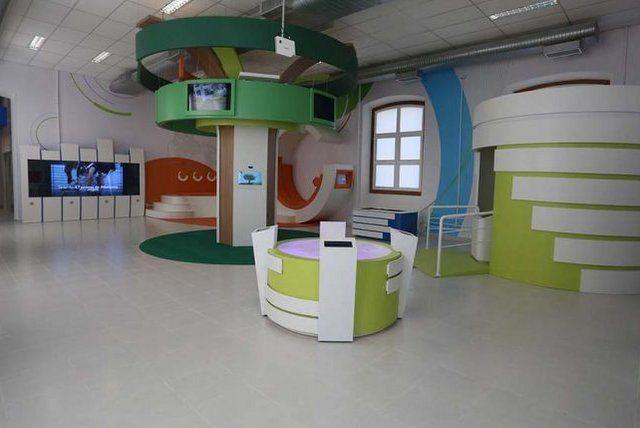 Una de las salas del nuevo museo (Foto: www.cidadeolimpica.rio)