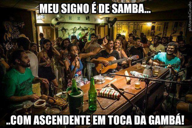 samba rio de janeiro toca-da-gamba