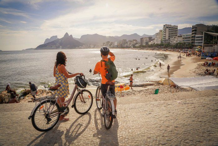 vacaciones memorables en Río de Janeiro