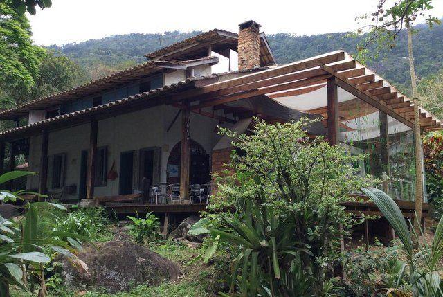 posada casa grande isla grande brasil