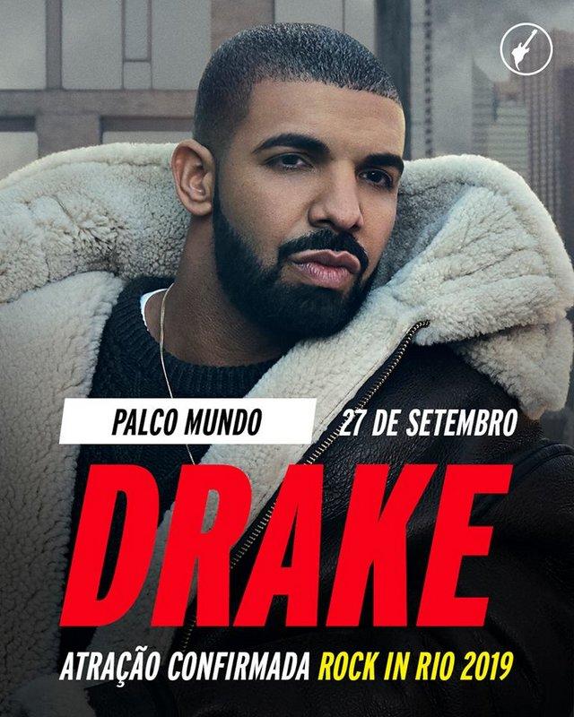 Drake Rock in Rio 2019