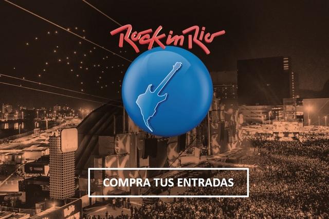 Entradas Rock in Rio 2019