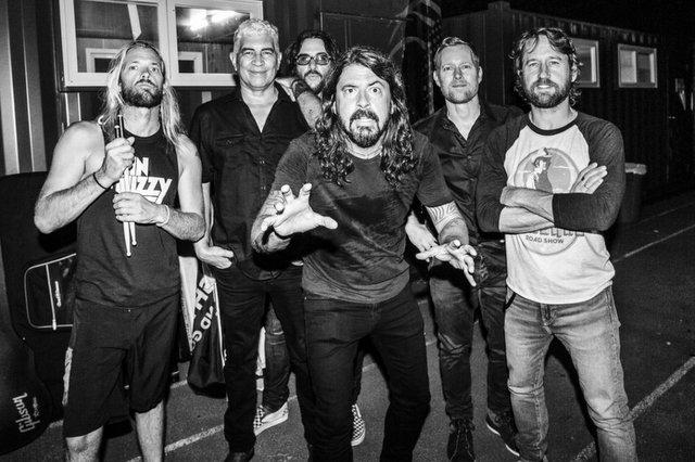 Foo Fighters Rock in Rio 2019 Rio de Janeiro Brasil